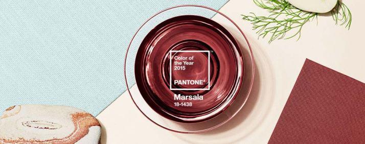 Introduzindo Marsala Pantone 18-1438. Fonte: Pantone