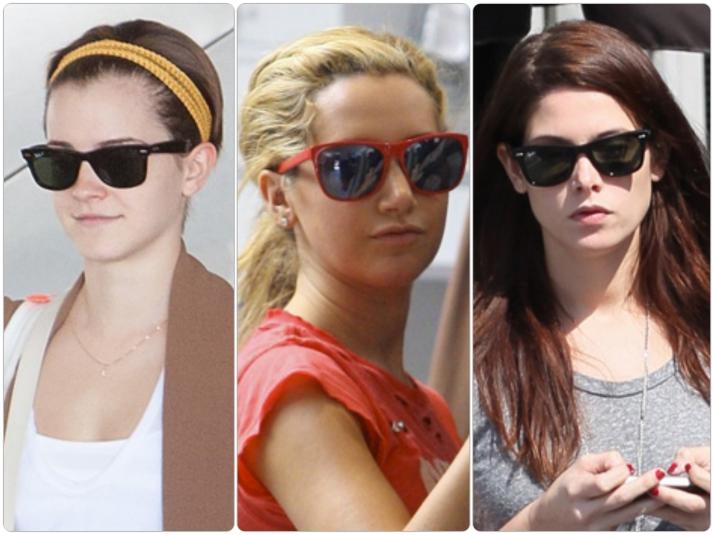 Emma Watson, Ashley Tisdale e Ashley Greene (Capricho)